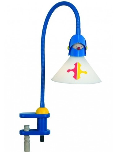 NIERMANN STAND BY Flex Clip-On Lamp Knight N249
