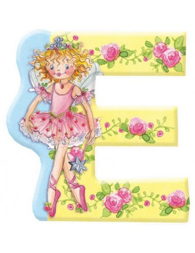 SPIEGELBURG Princess Lillifee Letter E  S20205
