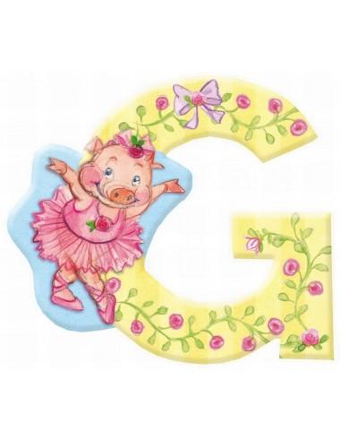 SPIEGELBURG Princess Lillifee Letter G  S20207