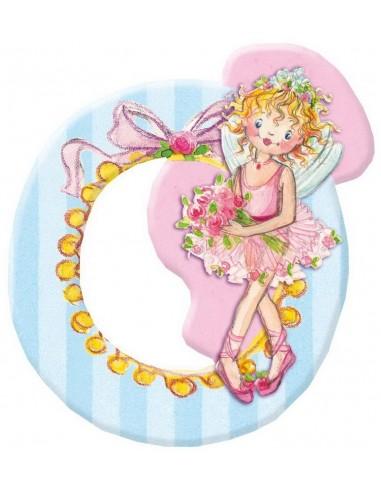 SPIEGELBURG Princess Lillifee Letter O  S20215