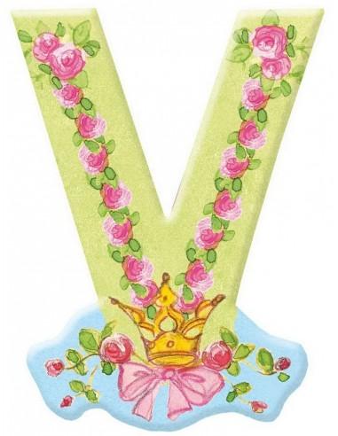 SPIEGELBURG Princess Lillifee Letter V  S20222