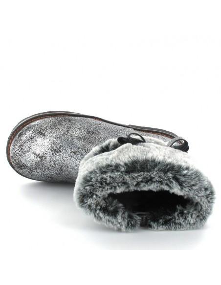 AMERICAN CLUB Children's Calf Snow Boots AB17042E-G