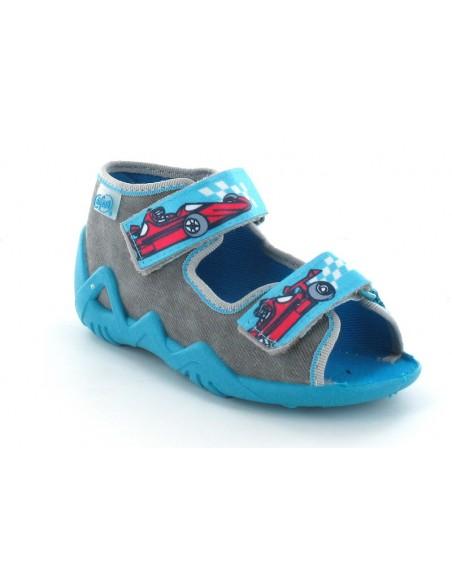 BEFADO Children's Slippers Snake 250P085