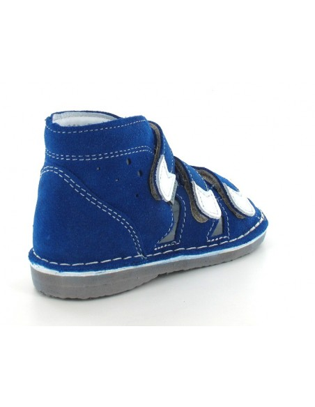 DANIELKI Children's Orthopedic Shoes S104/BL