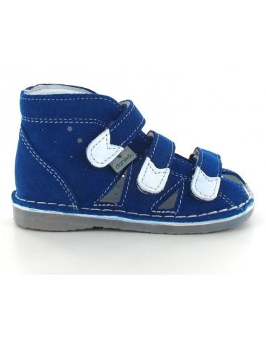 DANIELKI Children's Orthopedic Shoes S114/BL