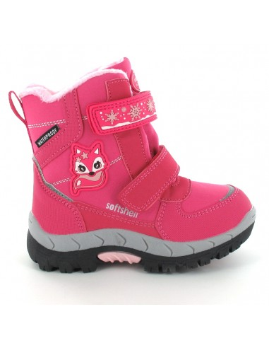 AMERICAN CLUB Children's Snow Boots HL4720-FUP