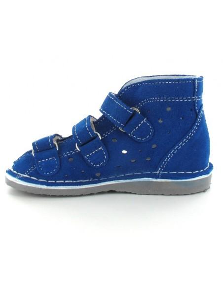 DANIELKI Children's Orthopedic Shoes S124/BL