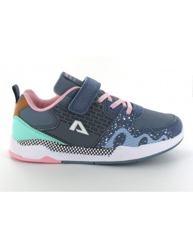 AMERICAN CLUB Children's Trainers BS1120-GRP