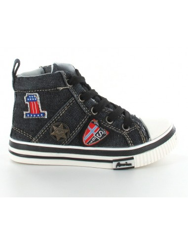 AMERICAN CLUB Children's Trainers CA336-A15102A